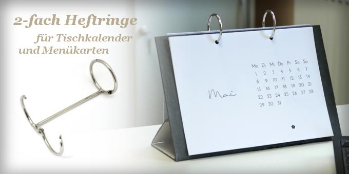 tischkalender und men karten ganz einfach selbst herstellen mit 2 fach heftringen. Black Bedroom Furniture Sets. Home Design Ideas