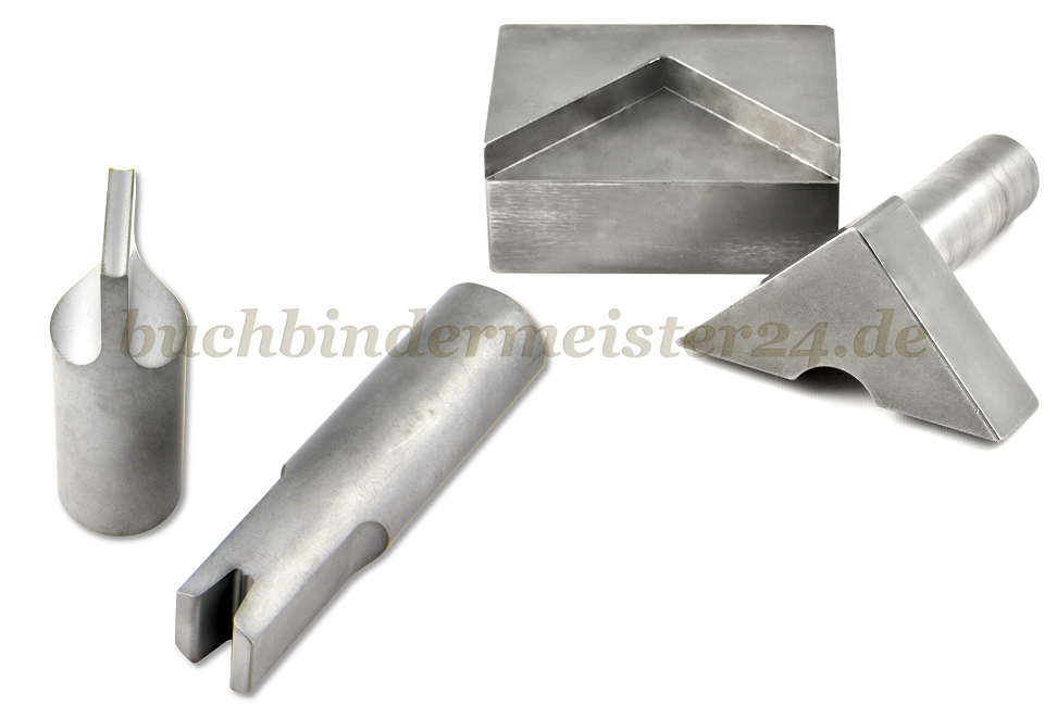 Tools for pneumatic press