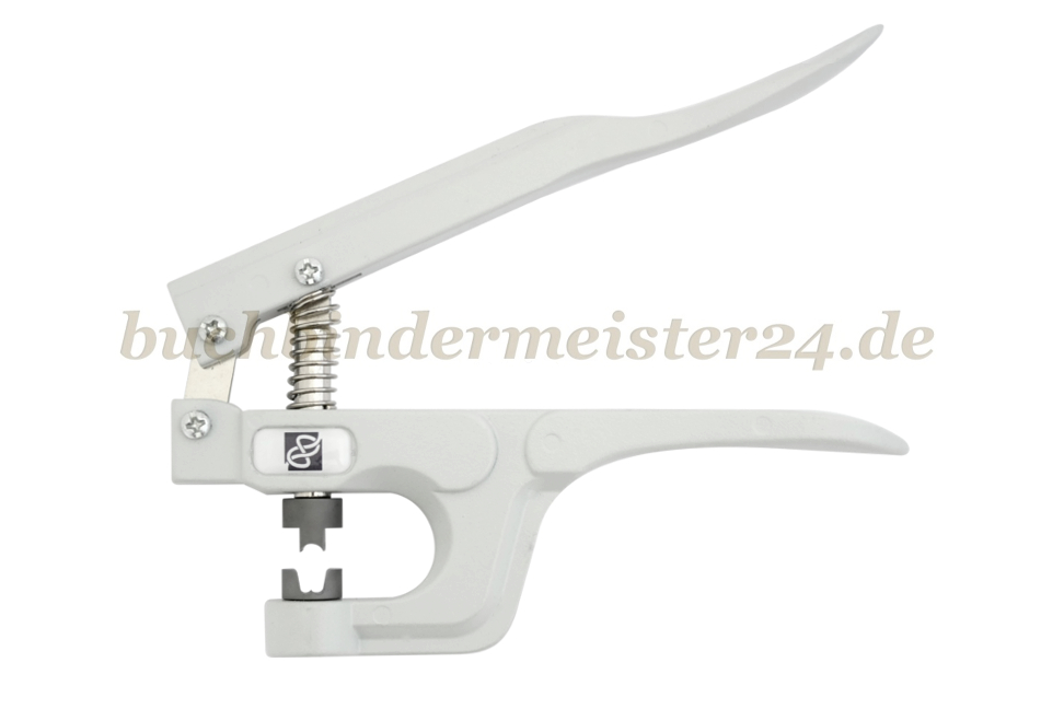 Pliers for metal ends