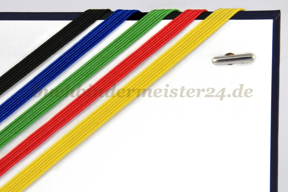 Flat elastics<br>with 2 T-Ends