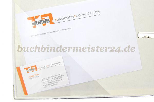 Selbstklebende Dreiecktaschen Buchbindermeister24