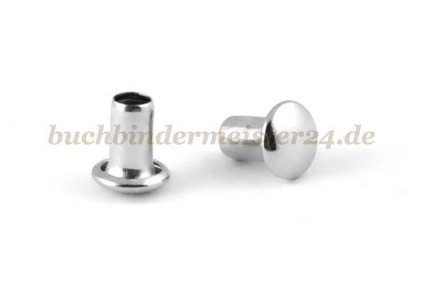 Rivet setting tool for hand press - Buchbindermeister24
