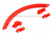 Case handles, red<br>149 mm total length