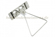Box file clips<br>for boxes<br>nickel plated