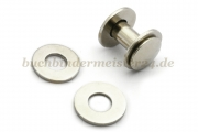 Washers for binding screws<br>nickel plated